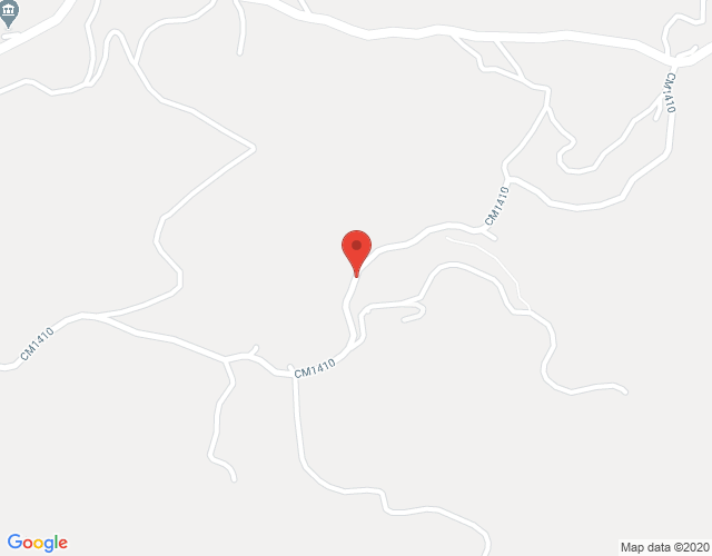 Mapa de localização